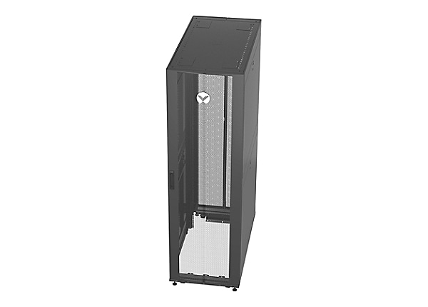 Vertiv VR 42U Deep Rack Enclosure Server Cabinet with TAA Compliance