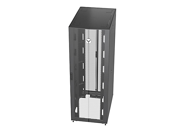 Vertiv VR 48U Wide/Deep Rack Enclosure Server Cabinet with TAA Compliance