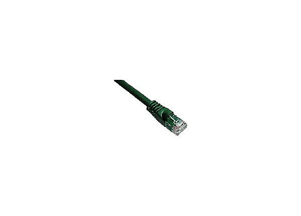 Axiom patch cable - 30.5 cm - green