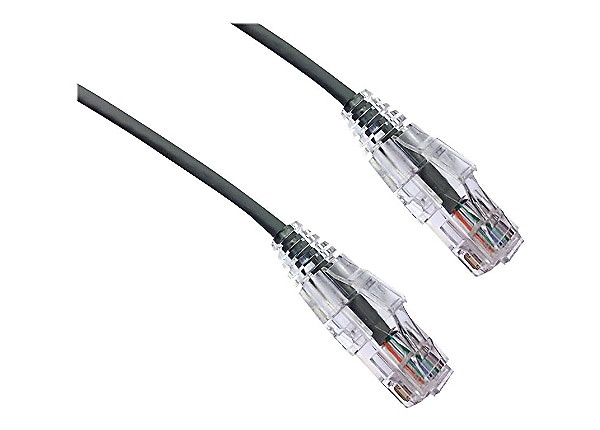 Axiom BENDnFLEX patch cable - 91.4 cm - gray - TAA Compliant