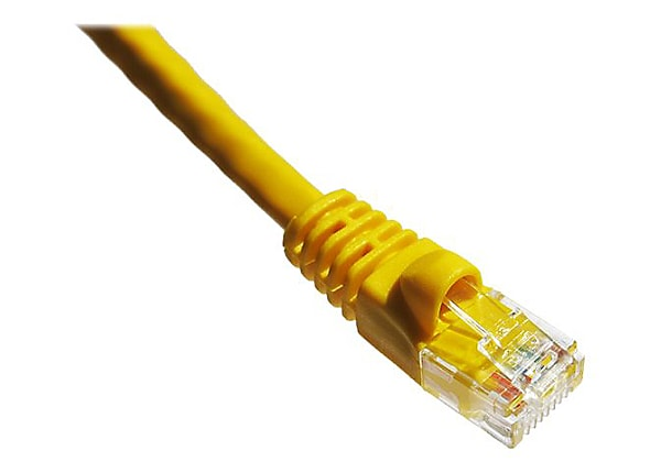 Axiom patch cable - 15.2 cm - yellow