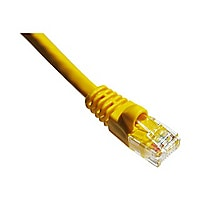 Axiom patch cable - 2.13 m - yellow