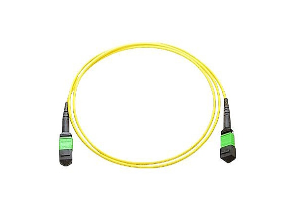 Axiom network cable - 1 m - yellow