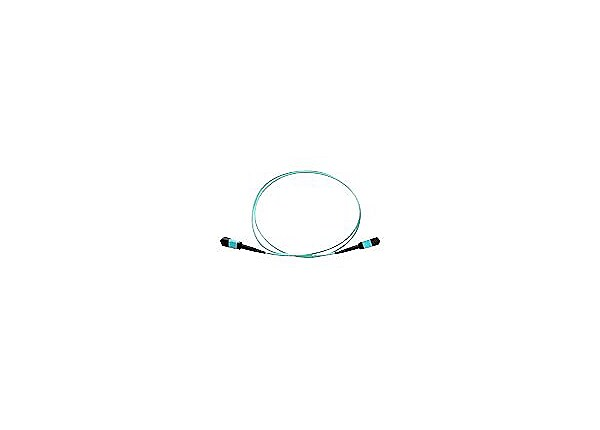 Axiom network cable - 8 m - aqua