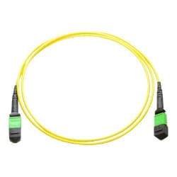 Axiom network cable - 6 m - yellow