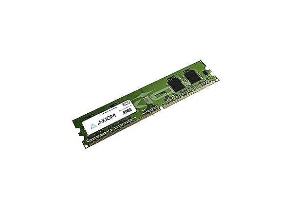 Axiom - DDR2 - 4 GB: 2 x 2 MB - DIMM 240-pin - unbuffered