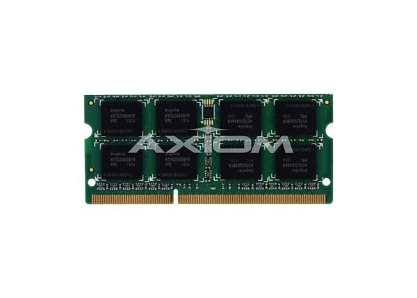 Axiom - DDR3 - 2 GB - SO-DIMM 204-pin - unbuffered