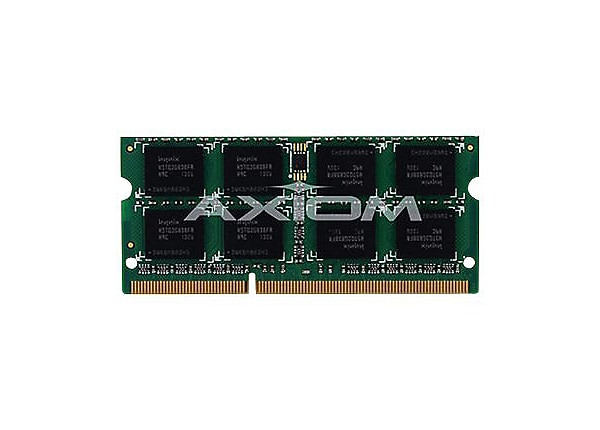 Axiom AX - DDR3 - module - 2 GB - SO-DIMM 204-pin - unbuffered