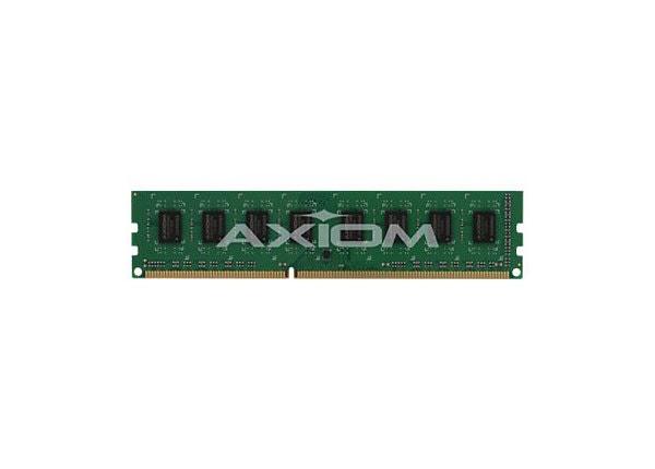 Axiom AX - DDR3 - 4 GB - DIMM 240-pin - unbuffered