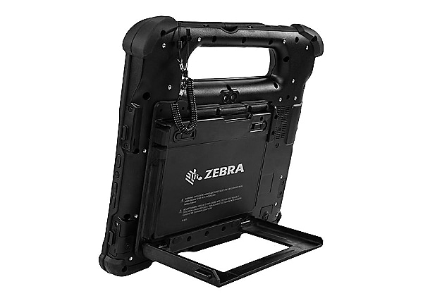 Zebra Kickstand/Extended Battery Bracket Kit for L10 Tablet