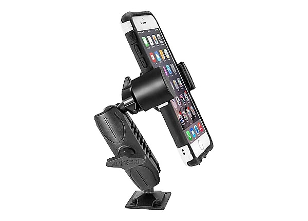ELD mount Universal Smartphone Grip with Dashboard Mount - car holder