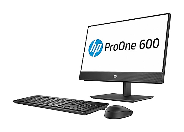 HP ProOne 600 G4 - all-in-one - Pentium Gold G5400 3.7 GHz - 4 GB - 500 GB