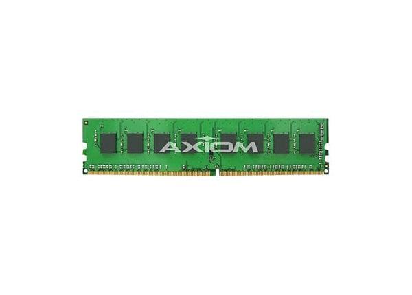Axiom - DDR4 - 4 GB - DIMM 288-pin - unbuffered