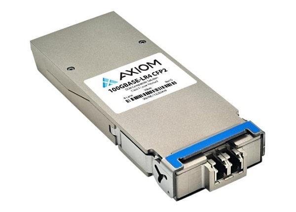 Axiom Cisco CFP2-100G-LR4= Compatible - CFP2 transceiver module - 100 Gigab