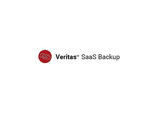 Veritas SaaS Backup for Google Suite - subscription license (3 years) - 1 user