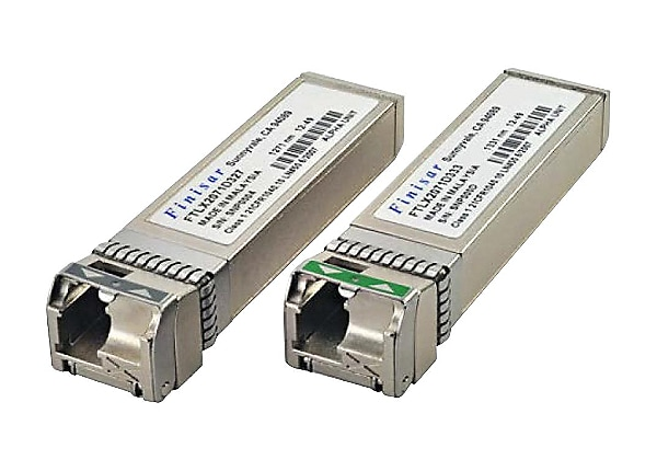 Finisar FTLX2071D327 - SFP+ transceiver module - 10 GigE, 10Gb Fibre Channe