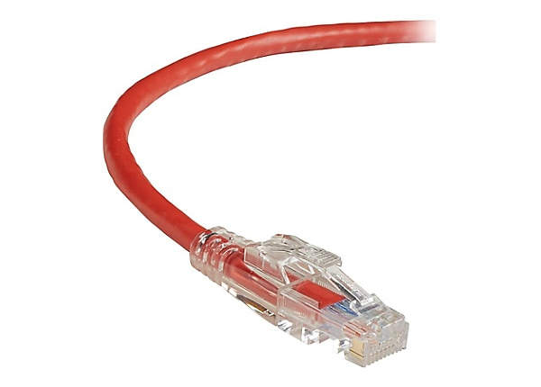 Black Box GigaTrue 3 patch cable - 4.5 m - red