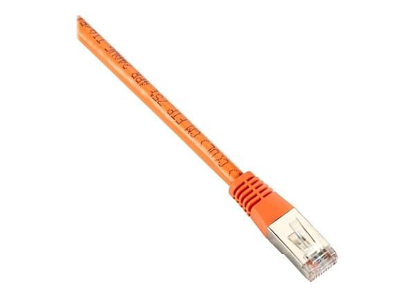 Black Box Backbone Cable patch cable - 30 cm - orange