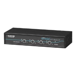 Black Box ServSwitch DT Basic II - KVM switch - 4 ports