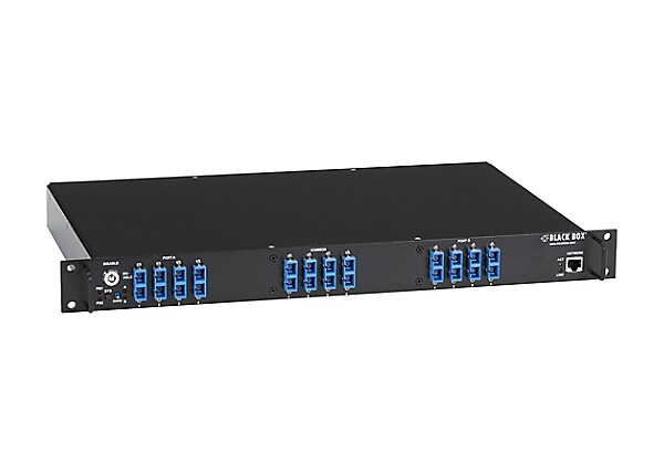 Black Box Pro Switching System NBS Fiber Multimode SC A/B - switch - 4 port