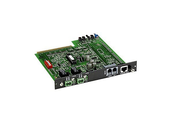 Black Box Pro Switching System Plus Controller Card - module d'extension