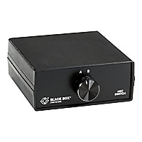 Black Box Lifetime ABC DB25 Switch - switch - 2 ports