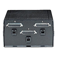 Black Box ABC Dual Switch - commutateur - 2 ports