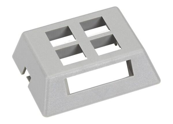 Black Box GigaBase 2 Modular Furniture - faceplate