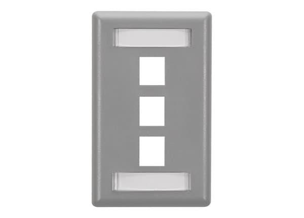 Black Box GigaStation mounting plate