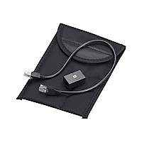 Black Box Veri-Net Pro Accessory Pack - network cable kit - 40.64 cm - blac