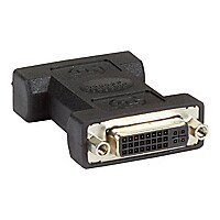 Black Box DVI gender changer