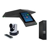 Polycom Trio 8500Plus Zoom Rooms - Polycom EagleEye IV, Dell Optiplex serve