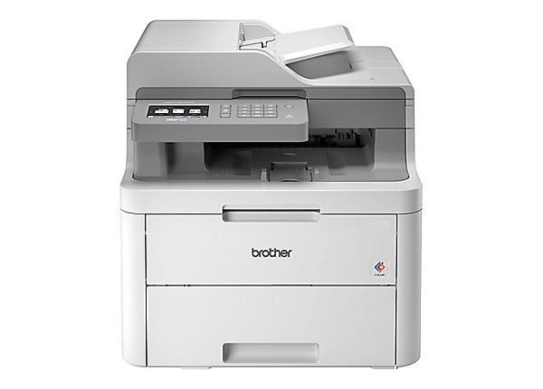 """Brother 3.7"""" TouchScreen Color LED All-in-One Multifunction Printer"""