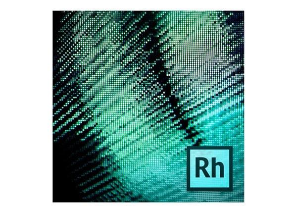 Adobe Robohelp for enterprise - Enterprise Licensing Subscription New (mont