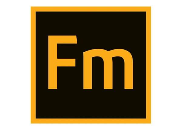 Adobe FrameMaker for enterprise - Enterprise Licensing Subscription New (mo