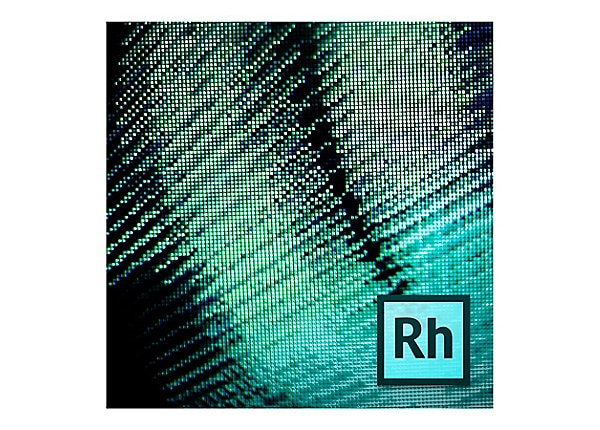 Adobe Robohelp for teams - Team Licensing Subscription New (44 months) - 1