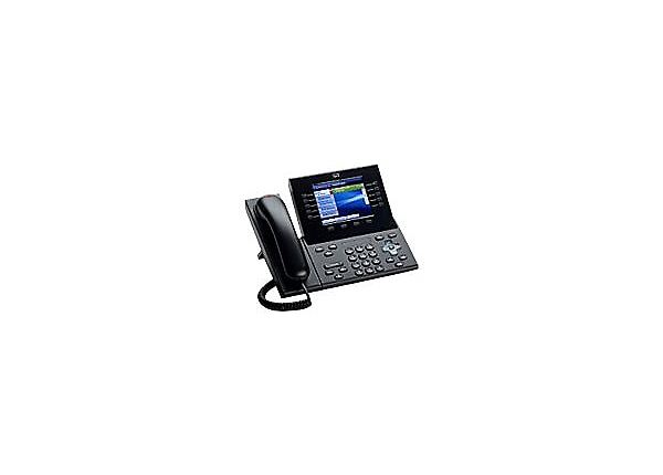 Cisco Unified IP Phone 8961 Slimline - VoIP phone