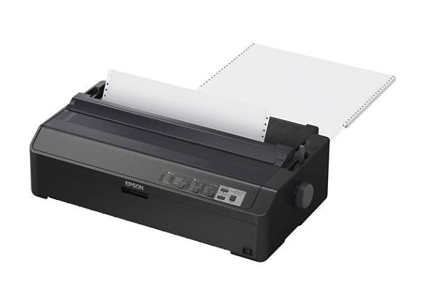 Epson LQ 2090II NT Network Impact - imprimante - Noir et blanc - matricielle