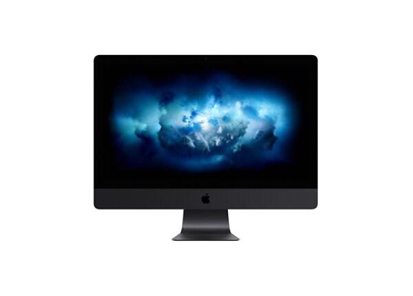 "Apple iMac Pro 27"" 5K 8-Core 3.2GHz Xeon W 128GB RAM 4TB SSD RP Vega 56"