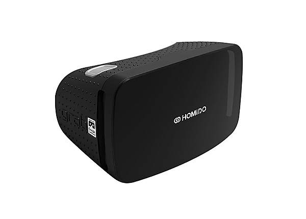Homido Grab Hand-held Virtual Reality Headset for Smartphones