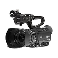 JVC Ultra HD 4K Compact Handheld Camcorder with HD-SDI