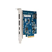 HP Dual Port Add-in-Card - Thunderbolt adapter