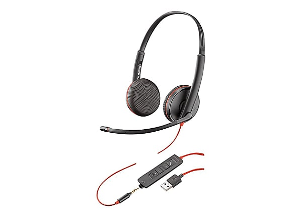 Poly Blackwire 3225 - headset