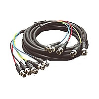 Kramer 5BM Series C-5BM/5BM-3 - video cable - RGB - 3 ft