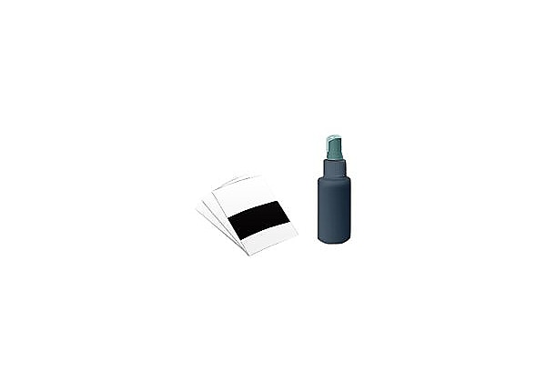 Ambir scanner cleaning and calibration kit