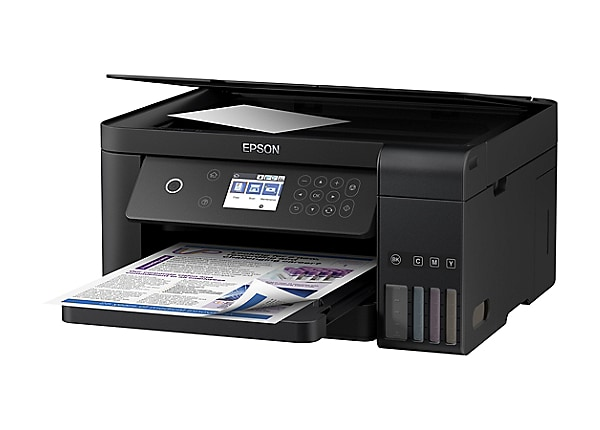 Epson Expression ET-3700 EcoTank All-in-One - imprimante multifonctions - couleur