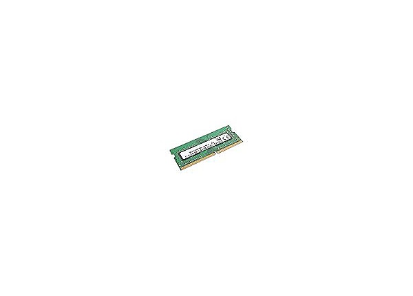 Lenovo - DDR4 - 4 GB - SO-DIMM 260-pin - unbuffered