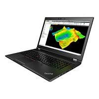 """Lenovo ThinkPad P72 - 17.3"""" - Xeon E-2176M - 16 GB RAM - 512 GB SSD + 1 TB HDD - US"""