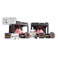 MakerBot Classroom Bundle - 2 x MakerBot Replicator+, Smart Extruder+ - 3D