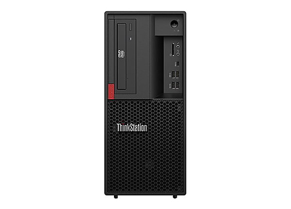 Lenovo ThinkStation P330 - tower - Core i7 8700K 3.7 GHz - 16 GB - 512 GB